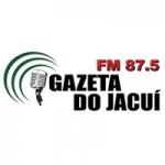 Logo da emissora Rádio Gazeta do Jacuí 87.5 FM