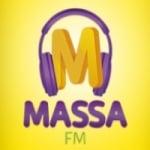 Logo da emissora Rádio Massa 88.1 FM