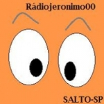 Logo da emissora Rádio Jerônimo