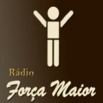 Logo da emissora Rádio Força Maior