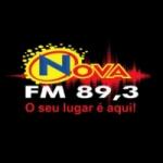 Logo da emissora Rádio Nova 89.3 FM