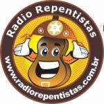 Logo da emissora Rádio Repentistas