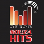 Logo da emissora Rádio Souza Hits