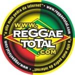 Logo da emissora Rádio Reggae Total