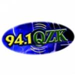 Logo da emissora WQZK 94.1 FM