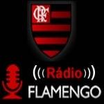 Logo da emissora Rádio Flamengo