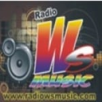 Logo da emissora Rádio WS Music