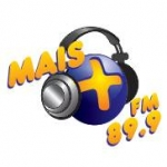 Logo da emissora Rádio Mais 89.9 FM