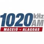 Logo da emissora Rádio Maceió 1020 AM