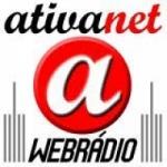 Logo da emissora Super Webrádio Ativa Net