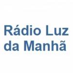Logo da emissora Rádio Luz da Manhã