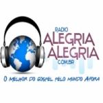 Logo da emissora Rádio Alegria Alegria