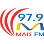 Logo da emissora Rádio Mais 97.9 FM