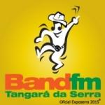 Logo da emissora Rádio Band 92.1 FM