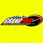 Logo da emissora Rádio Grand Prix
