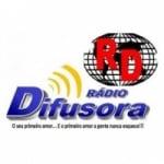 Logo da emissora Rádio Difusora Web FM