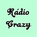 Logo da emissora Rádio Crazy FM