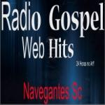 Logo da emissora Rádio Gospel Web Hits