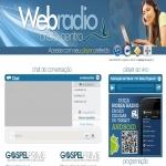 Logo da emissora Webrádio Cristo Centro