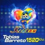Logo da emissora Rádio Xodó 1520 AM