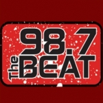 Logo da emissora WRVZ 98.7 FM