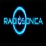 Logo da emissora Rádio Sônica