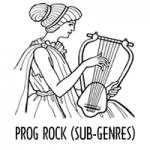 Logo da emissora Rádio Prog-Rock-SG