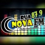Logo da emissora Rádio Rua Nova 87.9 FM