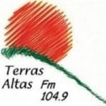 Logo da emissora Radio Terras Altas FM 104.9