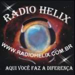 Logo da emissora Rádio Helix