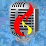 Logo da emissora Rádio AD Bauru Catedral