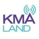 Logo da emissora Radio KMA 99.1 FM