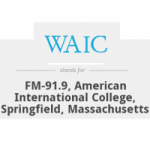 Logo da emissora Radio WAIC 91.9 FM