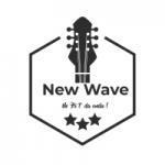 Logo da emissora Web Rádio New Wave