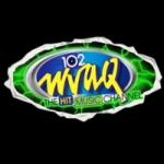 Logo da emissora WVAQ 102 FM