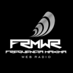 Logo da emissora Frequência Máxima Web Rádio