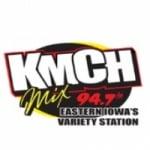 Logo da emissora KMCH 94.7 FM