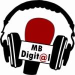 Logo da emissora Rádio MB Digital