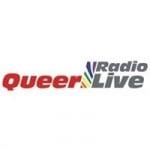 Logo da emissora Queer Live 88.4 FM