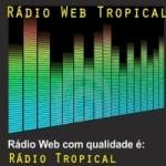 Logo da emissora Rádio Web Tropical
