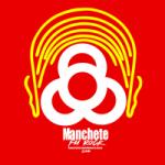 Logo da emissora Manchete FM Rock