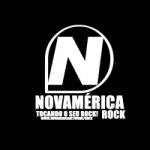 Logo da emissora Novamérica Rock