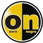 Logo da emissora Rádio Ouro Negro 100.5 FM