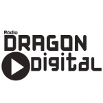 Logo da emissora Rádio Dragon Digital