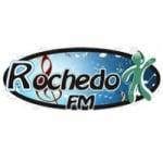 Logo da emissora Rádio Rochedo 105.9 FM