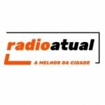 Logo da emissora Rádio Atual 96.1 FM