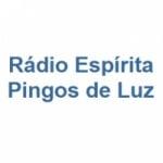 Logo da emissora Rádio Espírita Pingos de Luz