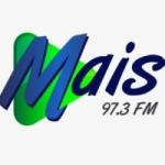Logo da emissora Rádio Mais 97.3 FM