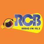 Logo da emissora Rádio RCB 98.3 FM