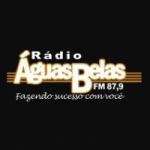 Logo da emissora Rádio Águas Belas 87.9 FM